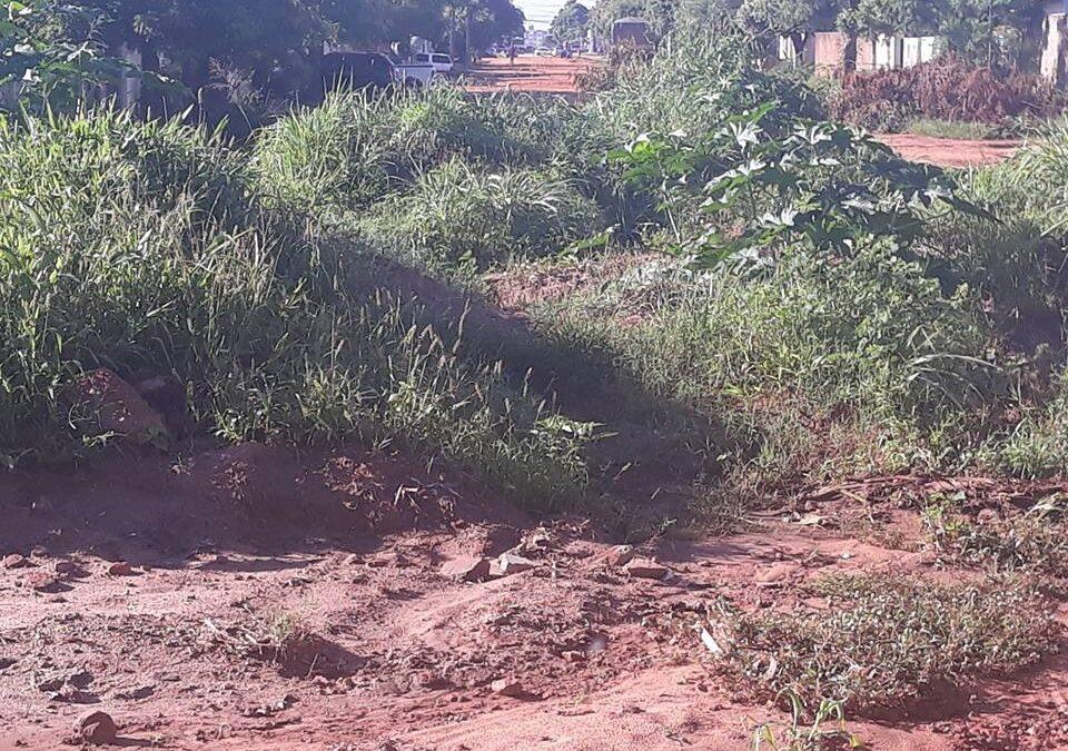 LEM: Falta de providências prejudica moradores de ruas do bairro Mimoso I