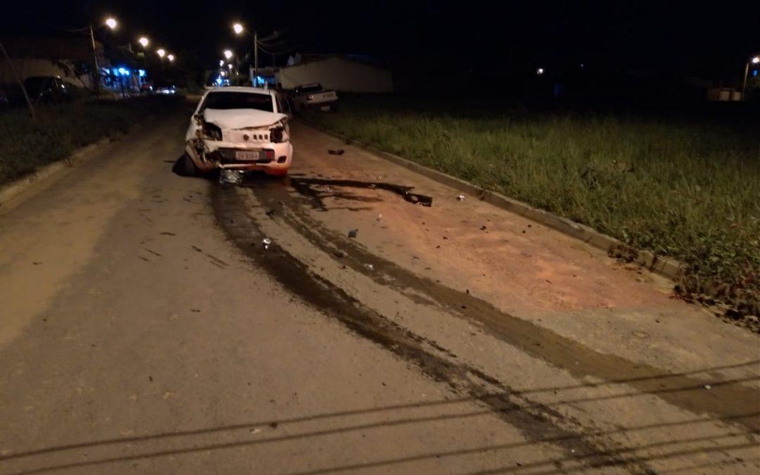 LEM: Acidente sem vítimas no Floraes Lea