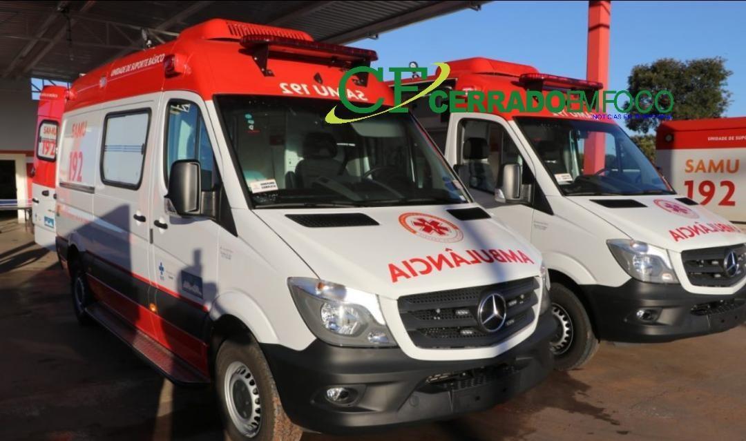 LEM: Ciclista fica ferido ao realizar Trilha da Arara
