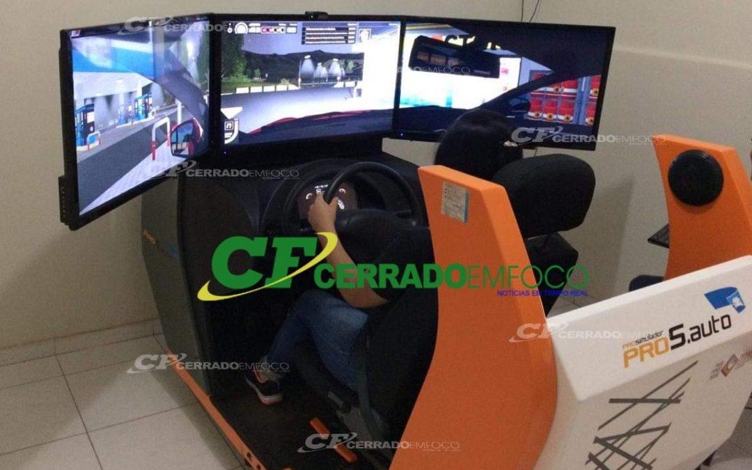 BAHIA: Detran torna facultativo uso do simulador de direção em autoescolas