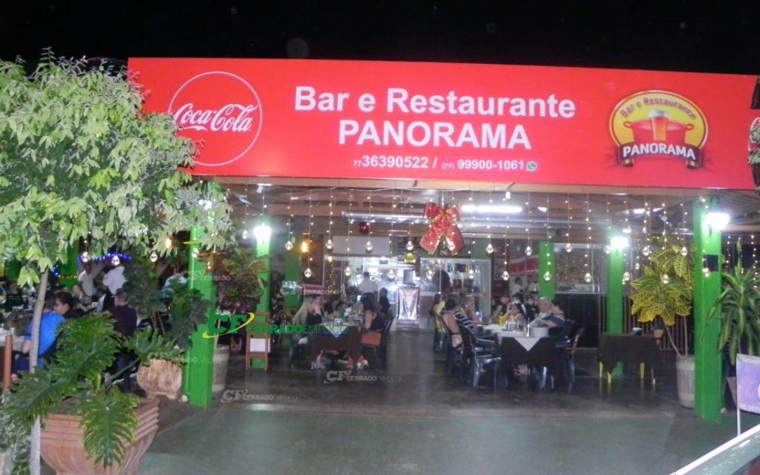 LEM: Mágico Rodrigo Monsil proporcionou momentos de diversão e entretenimento aos clientes do Bar e Restaurante Panorama
