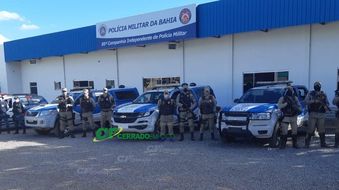 LEM: 85° CIPM e Guarda Civil Municipal realiza Operação no balneário Rio de Pedras.