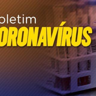 A Bahia registra 27.396 casos confirmados de coronavírus.
