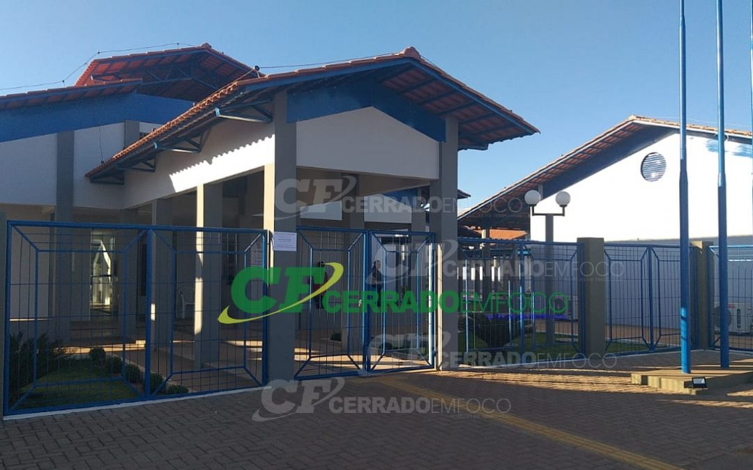 LEM: Escola Cecília Meireles é inaugurada e em menos de 24h, 10 computadores são furtados