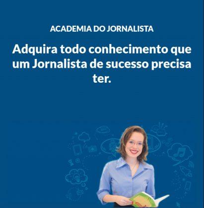 Faça como o Cleú Fegally, adquira todo conhecimento que um jornalista de sucesso precisa ter.