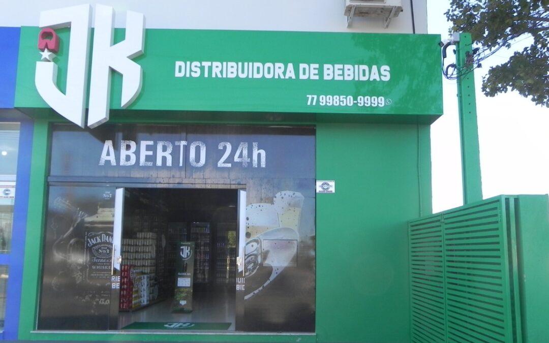 JK Distribuidora de Bebidas