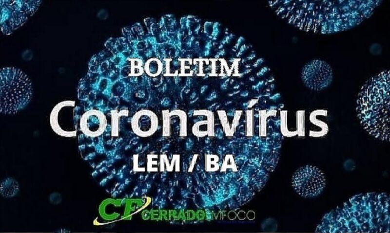 LEM: Secretaria de Saúde confirma mais 22 novos casos positivos para Coronavírus.