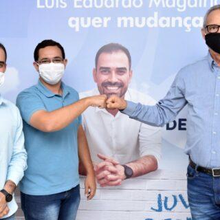 LEM: Grupo político de Junior Marabá decide por Filipe Fernandes na vice.