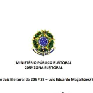 """LEM: Coligações """"Juntos pelo Progresso"""" e """"A Hora da Mudança"""" recebem multa eleitoral após carreatas."""