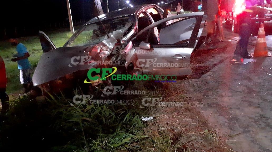 LEM: Grave acidente próximo à Fazenda Agronol.