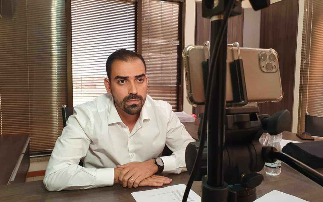 Prefeitos do Consórcio do Oeste participam de audiência virtual com o Governador