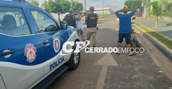 Roda velha-BA: 85ª CIPM realiza Operação Epitírise e intensifica o policiamento.